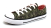 Converse All Stars lage sneaker kids Grijs ALL07