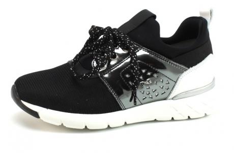 Nero Giardini A830650F sneaker Zwart NER82