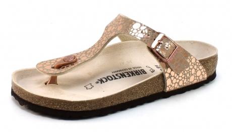 Birkenstock online slippers Gizeh Brique Brons BIR36