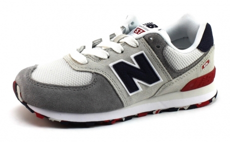 New Balance PC574 kids Grijs NEW34