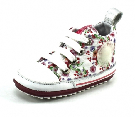 Shoesme BP20S004 Flower Wit SHO15