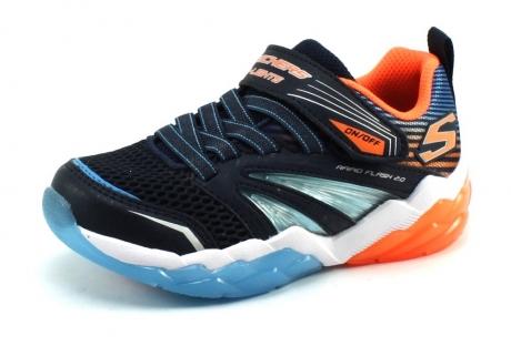 Skechers 90725L sneaker Blauw SKE59
