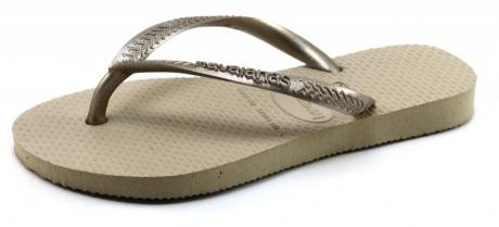 Havaianas slippers Slim kids Beige / Khaki HAV32