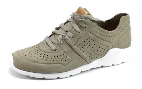 Image of Ugg 1016674 Tye Sneaker Taupe Ugg44