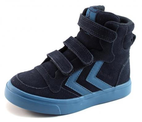 Hummel Stadil Tonal sneaker Blauw HUM14