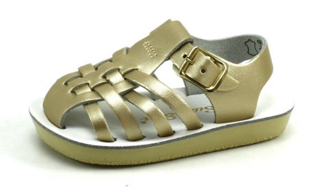 Salt Water Sandals Sailor Goud SAL24