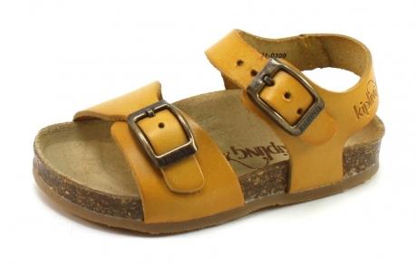 Kipling Easy 4 sandal Ochre, Geel KIP06