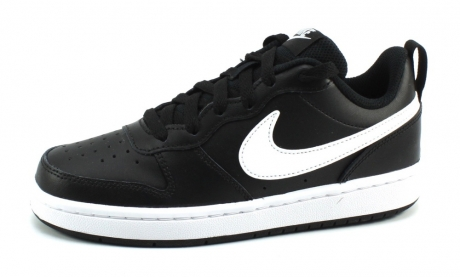 Nike Court Borough Zwart NIK29
