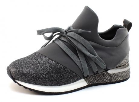 Image of La Strada 966453 Sneaker Grijs Las40