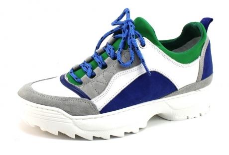 Monshoe 652.81.7 sneaker Wit MON53