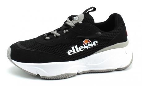 Ellesse 610 sneaker Zwart ELL06