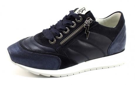 Image of Dlsport 3845 Sneaker Blauw Dls14