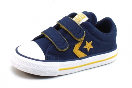 converse star player blauw