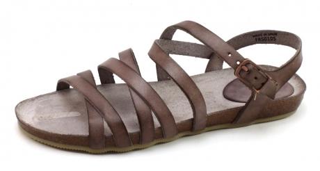 Fred de la Bretoniere 170010028 sandaal Grijs FRE19