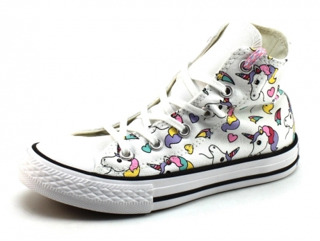 Image of Converse All Stars 663994c Wit Cnn94