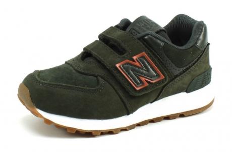 New Balance YV574PGO Groen NewBa Olive NEW44