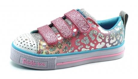 Skechers Twinkletoes 20301L Roze SKE95