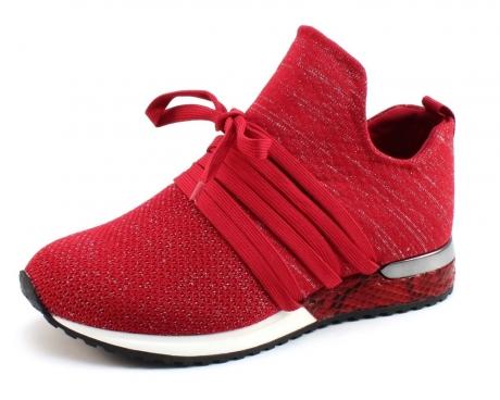 La Strada 1701983 sneaker Rood LAS35