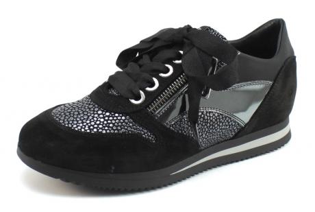 DLSport 3665 sneaker Zwart DLS09