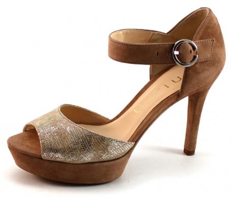 Unisa Temar sandalen Zilver UNI76