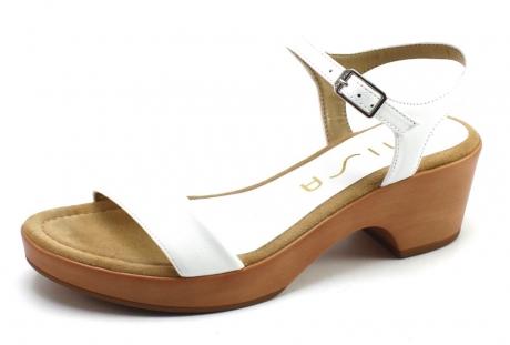 Unisa Irita 18 NA sandal Wit UNI37