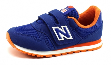 Image of New Balance 373 Kids Sneaker Blauw New37