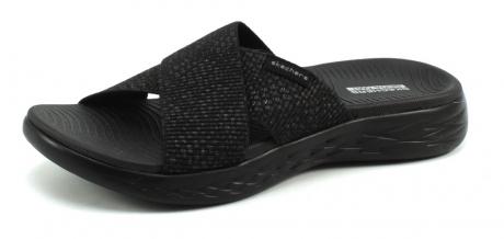Skechers 16259 slipper Zwart SKE83