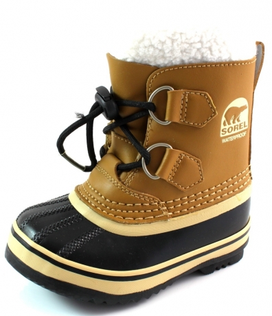 Image of Sorel Snowboots Online Yoot Pac Beige / Khaki Sor01