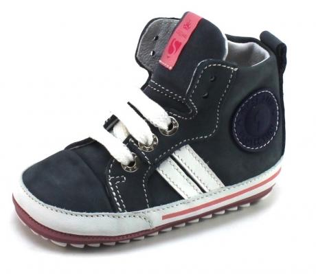 Shoesme BP7W003-A babyschoen Blauw SHO55