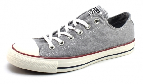 Converse All Stars ox lage sneakers Grijs CNN65