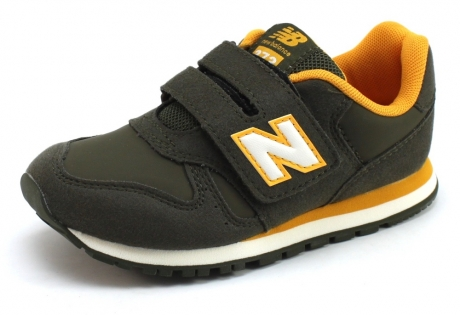 Image of New Balance 373 Kinder Sneaker Olive New97