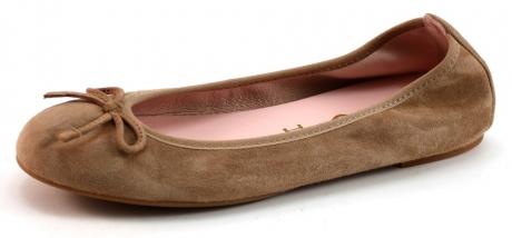Image of Unisa Acor Ballerina's Beige / Khaki Uni77