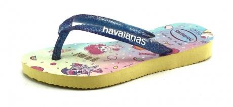 Havaianas Kids Slim My Little Pony Ochre, Geel HAV08