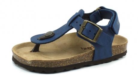 Kipling Juan 3A sandal Blauw KIP20