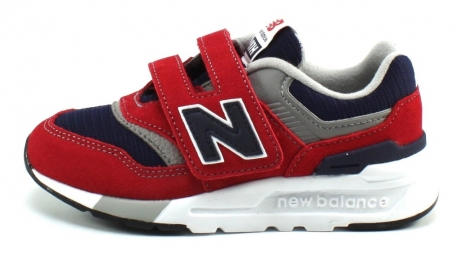 New Balance PZ997 sneaker Rood NEW42