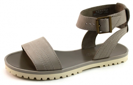 Timberland sandalen Knowlood Ankle strap Grijs xIM51x