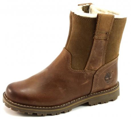 Timberland jongens laarzen A14IP Bruin TIM58