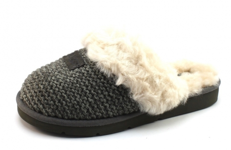 Image of Ugg 1095116 W Cozy Knit Grijs Ugg64