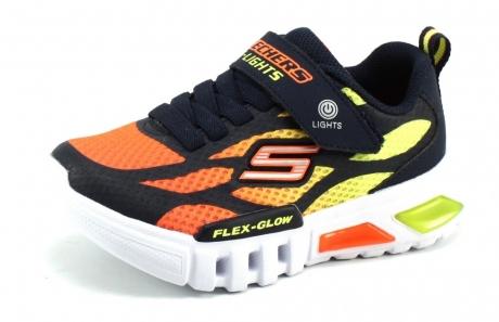 Skechers 400016L sneaker Blauw SKE35