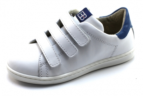 Image of Eb Shoes B1320 Sneaker Wit Eb10