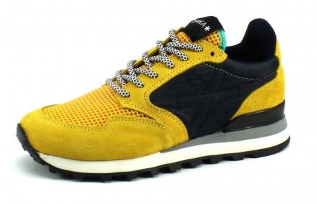 Osaka Retro sneaker Ochre, Geel OSA03