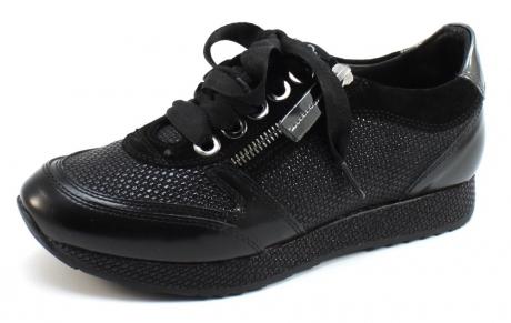 Image of Dlsport 3677 Sneaker Zwart Dls07