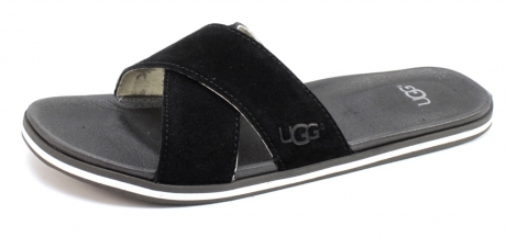 Image of Ugg 1020086 Beach Slide Zwart Ugg38
