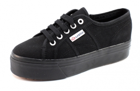 Image of Superga Sneakers 2790 Cotu Classic Zwart Sup13