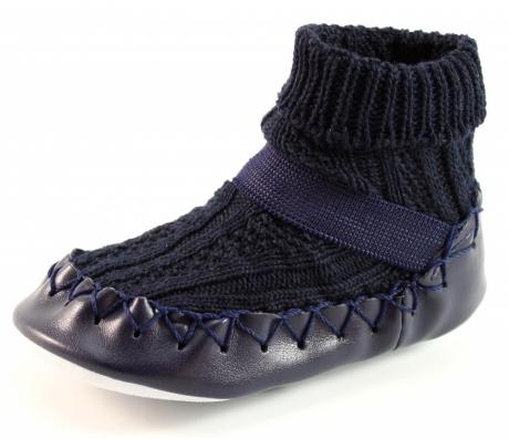 Bardossa sokpantoffels Blauw BAR01