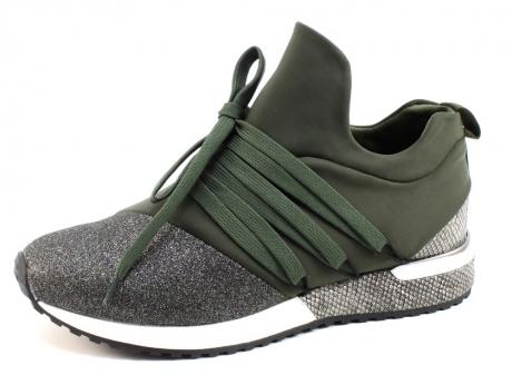 La Strada 966453 sneaker Beige / Khaki LAS42