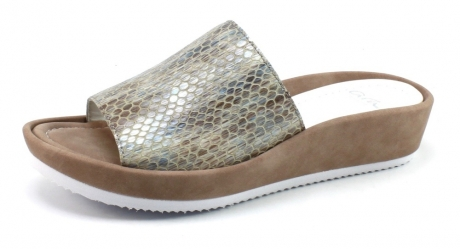 Image of Ara 12-15520-09 Slipper Taupe Ara12