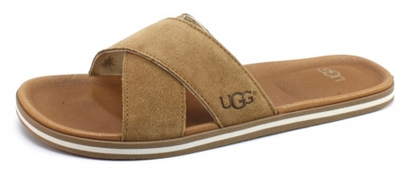 Image of Ugg 1020086 Beach Slide Cognac Ugg37