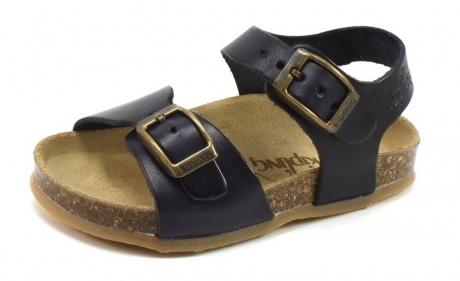 Kipling Easy 4 sandal Blauw KIP07