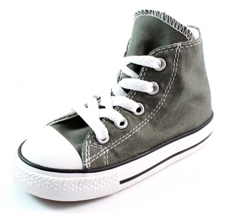 converse all star grijs